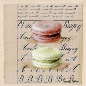Macarons by Pascal Cessou