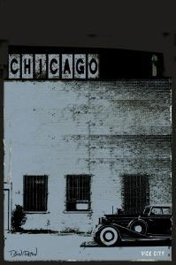 Vice City - Chicago grey by Pascal Normand