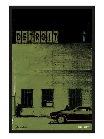 Vice City-Detroit