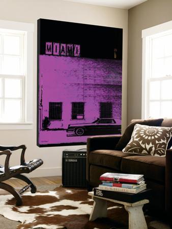 Vice City (Miami , purple)
