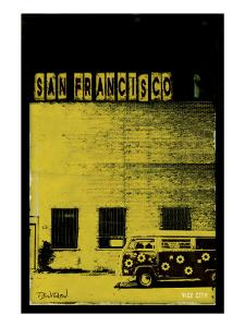 Vice City - San Francisco by Pascal Normand