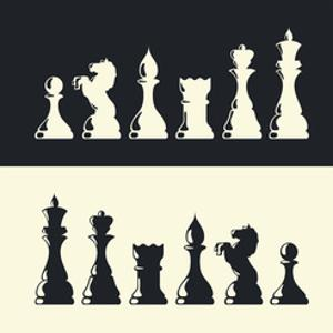 Chess Pieces Collection by pashabo