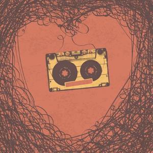 Loving Retro Music Retro Poster Design by pashabo