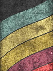 Retro Style Music Grunge Background by pashabo