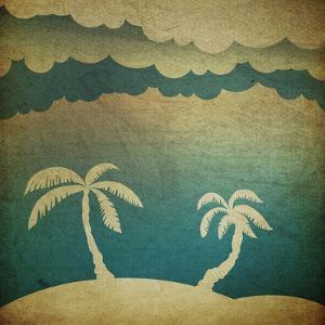 Summer Travel Concept Background by pashabo