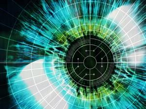 Biometric Eye Scan by PASIEKA