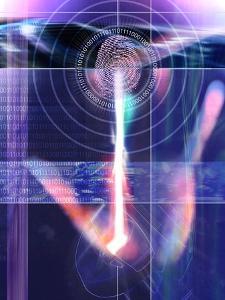 Biometric Fingerprint by PASIEKA