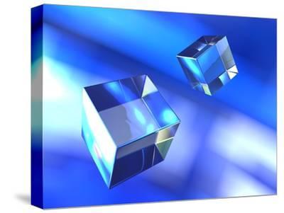 Cubes, Computer Artwork