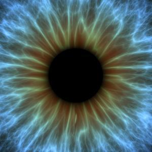 Eye, Iris by PASIEKA