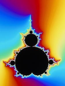 Mandelbrot Fractal by PASIEKA