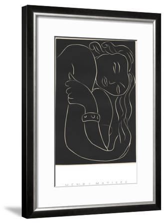 Pasiphae-Henri Matisse-Framed Art Print