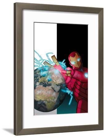 International Iron Man No. 2 Cover Art