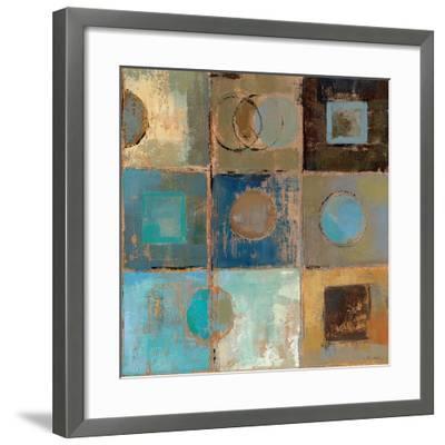 Pass Way III-Silvia Vassileva-Framed Art Print