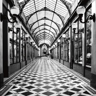 Passage des Princes, Paris-Dave Butcher-Art Print