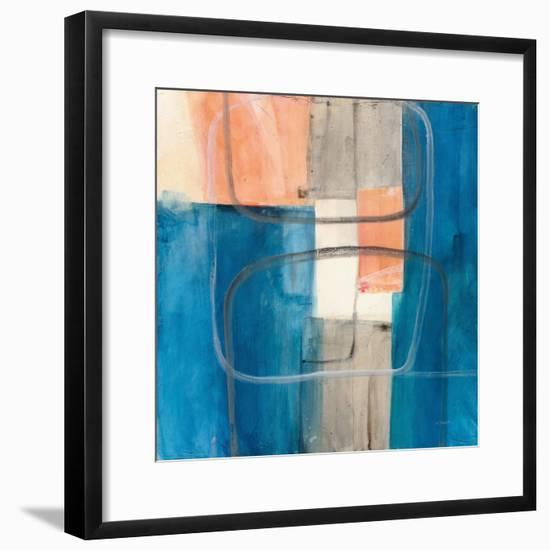 Passage II-Mike Schick-Framed Art Print
