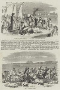 Passage of British Troops Through Egypt