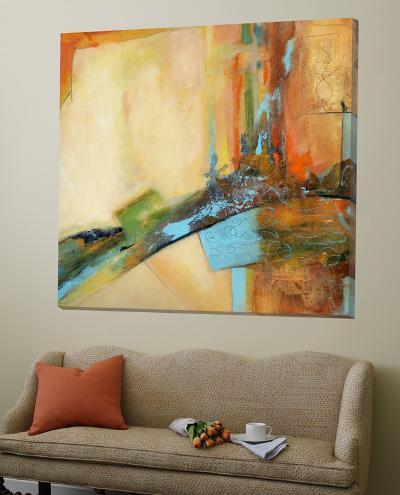 Passage-Huguette Lagac?-Loft Art