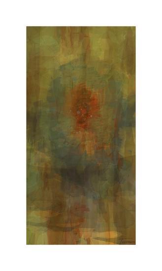 Passages Tryptic Center-Michael Tienhaara-Giclee Print