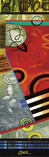 Passages XIX-Janet O'neal-Art Print