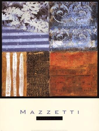Passagio II-Alan Mazzetti-Art Print