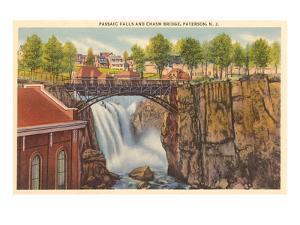 Passaic Falls, Paterson, New Jersey