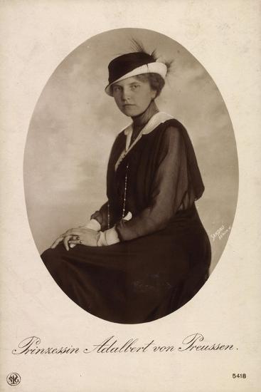 Passepartout Prinzessin Adalbert V Preußen, Npg 5418--Giclee Print