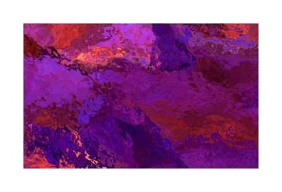 Passion Abstracton-Menaul-Collectable Print