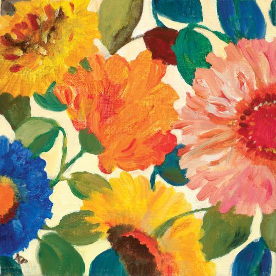 Passion Flowers 1-Kim Parker-Giclee Print