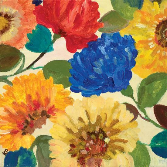 Passion Flowers 2-Kim Parker-Giclee Print