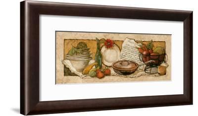 Passion for Cooking II-Charlene Winter Olson-Framed Art Print