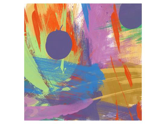 Passionate joy I-Yashna-Art Print
