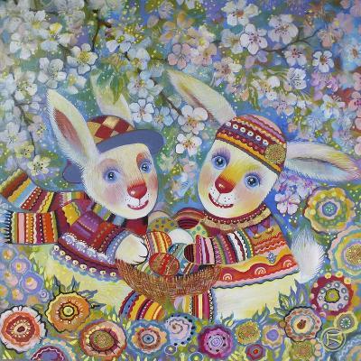 Passover-Oxana Zaika-Giclee Print