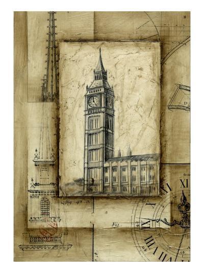 Passport to Big Ben-Ethan Harper-Art Print