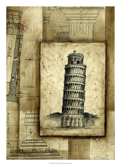 Passport to Pisa-Ethan Harper-Premium Giclee Print