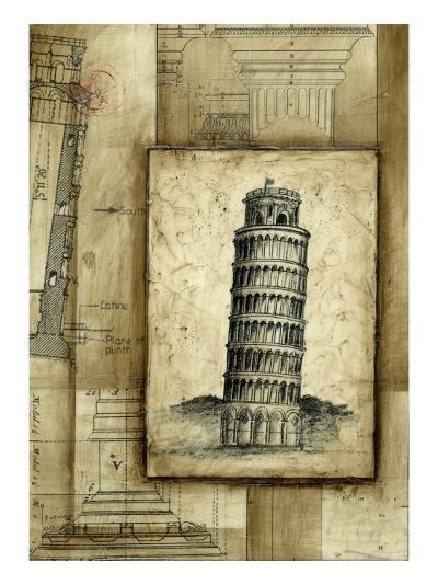 Passport to Pisa-Ethan Harper-Art Print