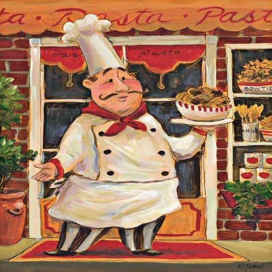 Pasta Chef-K^ Tobin-Art Print