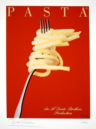 Pasta-Razzia-Collectable Print