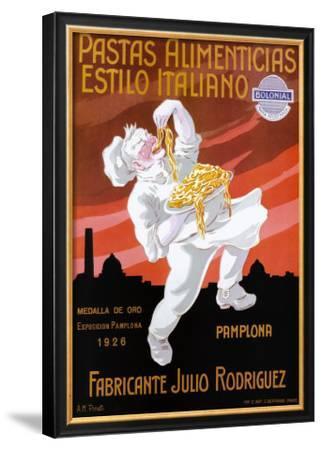 Pastas Alimenticias Estilo Italiano