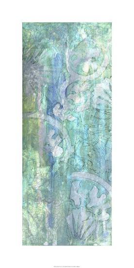 Pastel and Lace I-Jennifer Goldberger-Limited Edition