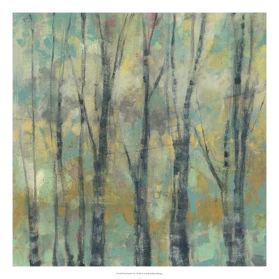 Pastel Arbor I-Jennifer Goldberger-Premium Giclee Print