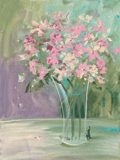 Pastel Blooms-Terri Einer-Art Print