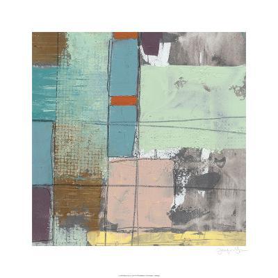 Pastel City II-Jennifer Goldberger-Limited Edition