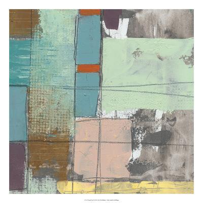 Pastel City II-Jennifer Goldberger-Premium Giclee Print