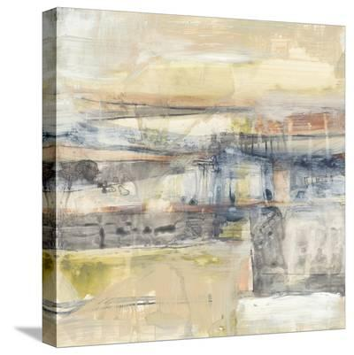 Pastel Earth II-Jennifer Goldberger-Stretched Canvas Print