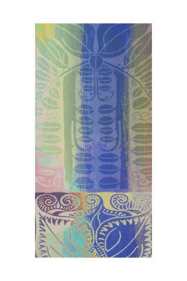 Pastel Filigree I-Ricki Mountain-Art Print