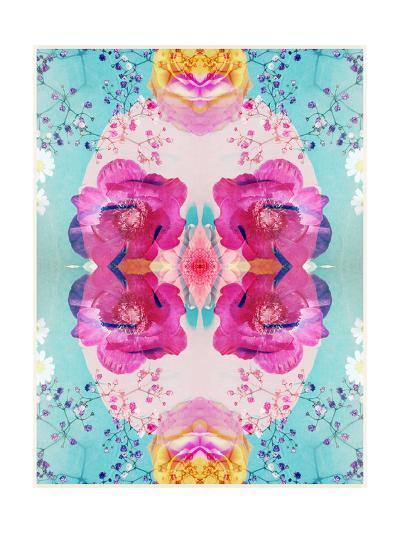 Pastel Gentleness Ornament-Alaya Gadeh-Art Print