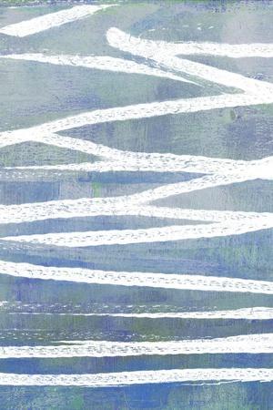 Pastel Gradient I-Jennifer Goldberger-Art Print