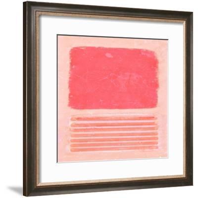 Pastel Metamorphosis II-Patricia Pinto-Framed Art Print
