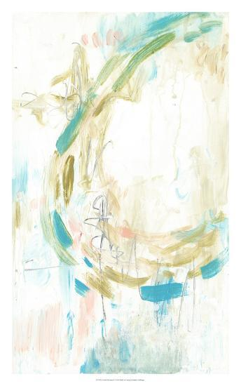 Pastel Movement I-Jennifer Goldberger-Art Print