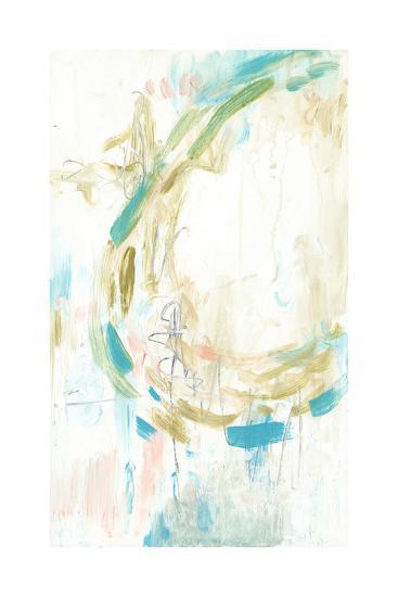 Pastel Movement I-Jennifer Goldberger-Art Print